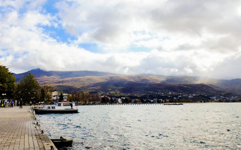 Ohridsee Promenade